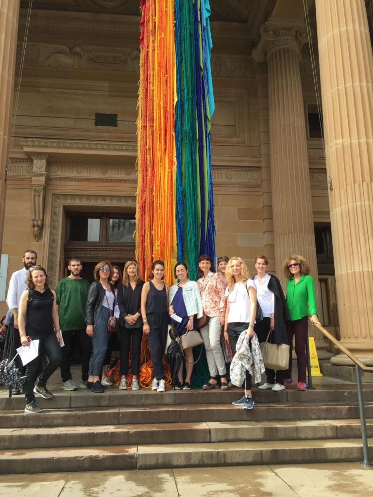International Patrons trip to Sydney