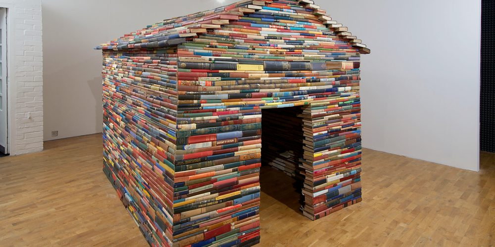 Cardiff Miller The House Of Books Has No Windows 2008 Outset